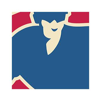 Logo: Keskisuomalainen jääkiekkovalmennusyritys. Asennossa voi joku asiantuntija nähdä yhtäläisyyksiä tosielämään.