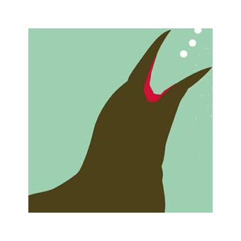 Juliste: Eläinteemaa jatkettiin Kesän 2011 julisteessa.