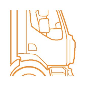 Esite: Sateliittipohjaista ajoneuvopaikannusta niin raskaalle liikenteelle kuin rakennustyömaille.